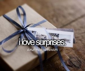 quotes, surprise, and and that's who i am image