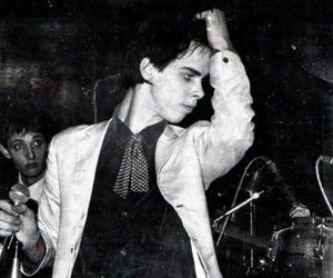 nick cave and post punk image