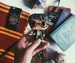 harry potter, magic, and funko pop image