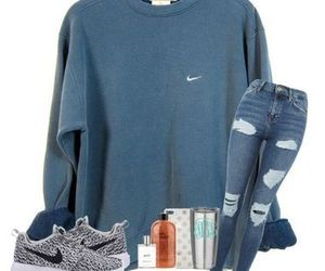 """Untitled #700"" by beddiann ❤ liked on Polyvore featuring NIKE, Topshop, Kate Spade and philosophy"