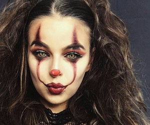 beautiful, chic, and clown image