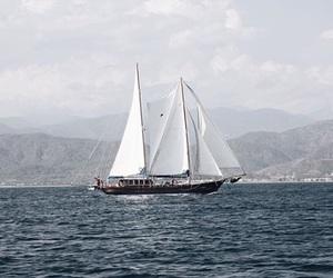 blue, fresh, and sailing image