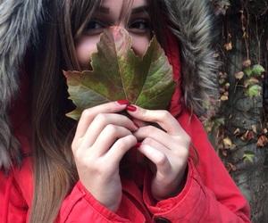 autumn, bangs, and Belgrade image