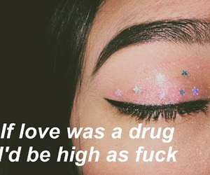 quotes, grunge, and drugs image