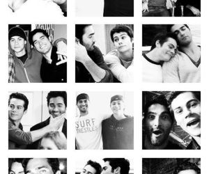 actors, Collage, and tyler hoechlin image