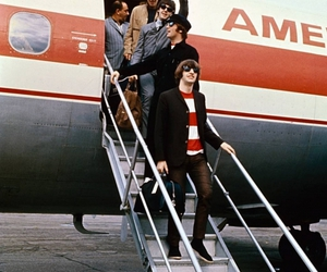 airplane, beatles, and cute image