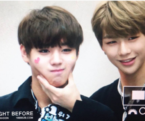 daniel and jihoon image