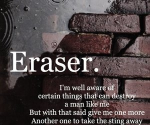 divide, eraser, and ed sheeran image