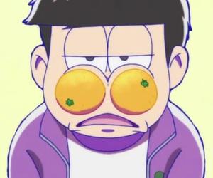 anime, osomatsu san, and ichimatsu image