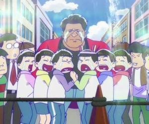 anime and osomatsu san image