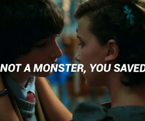 eleven, mike, and quote image