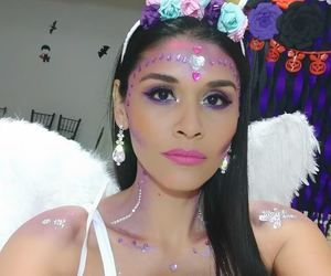 costume, Halloween, and unicorngirl image