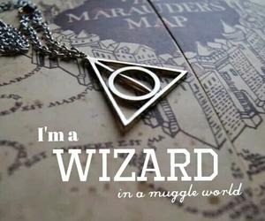 wizard, hufflepuff, and fantasy image