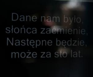 cytat, tekst, and polska image