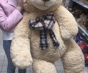 geant, nounours, and peluche image