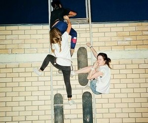 grunge, skate, and friends image
