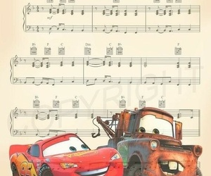 cars, disney, and mcqueen image