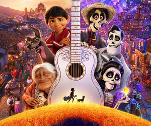 coco and disney image
