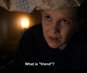 serie, netflix, and stranger things image