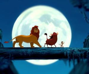 disney, hakuna matata, and the lion king image