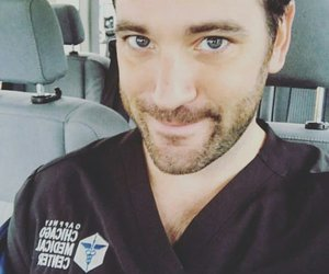 colin donnell and chicago med image