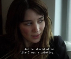 quotes, movie, and painting image