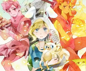 anime, anime girl, and cake the cat image