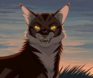 warrior cats, tigerstar, and tigerclaw image