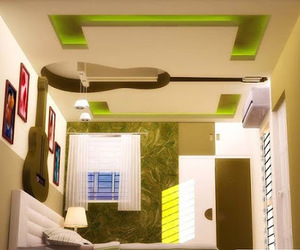ceiling, ceilings, and false ceiling image