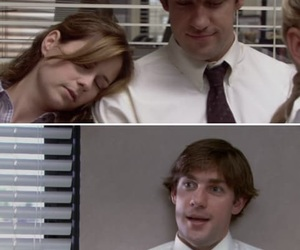 the office and love image