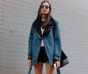 biker, fashion, and ootd image