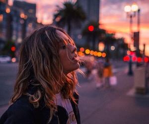 girl, light, and tumblr image