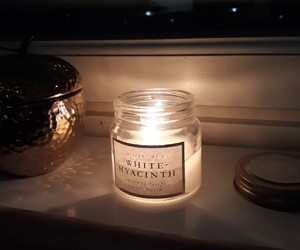 candle, decor, and girly image