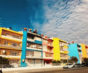 Bulding, color, and colorfull image