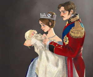 doctor who, fanart, and period drama image