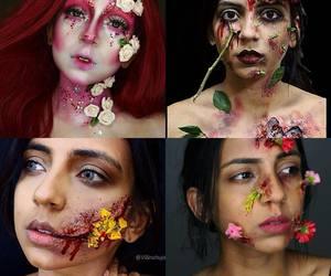 beauty, Halloween, and NYX image