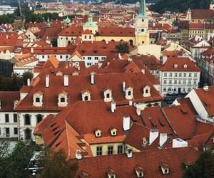 adventure, city, and czech republic image