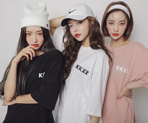 girls and kfashion image