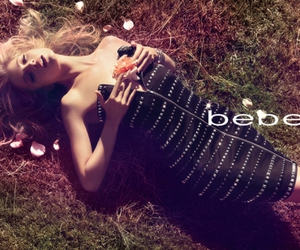 bebe, editorial, and flowers image
