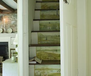 home decor, vintage farmhouse, and farmhouse style image
