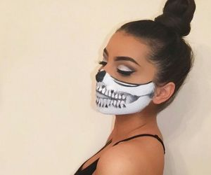 contest, whi x nyx, and face paint image