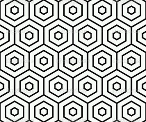 background, hexagon, and white image