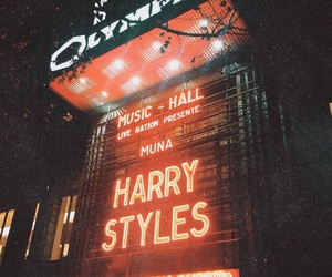 concert, vintage, and Harry Styles image