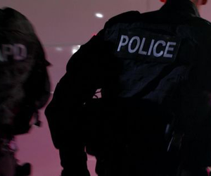 police, aesthetic, and alternative image