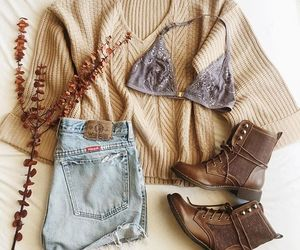 fall, fashion, and ootd image