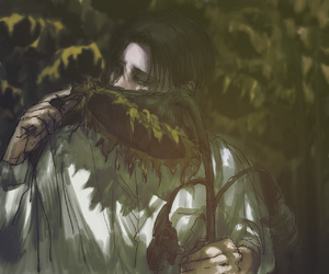 fanart and attack on titan image