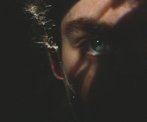 boy, blue, and eyes image