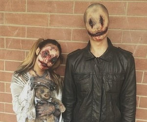 dating, soulmate, and Halloween image