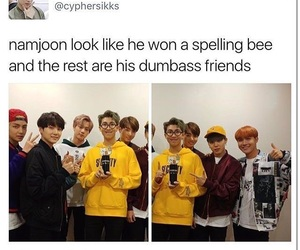 bts, meme, and funny image