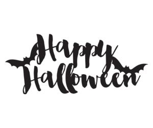Halloween, quote, and happyhalloween image